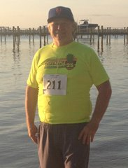 2 Weeks Post Surgery Pineapple 5K, Stuart, FL