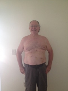 lost seven pounds since last week. started the week at 237 pounds
